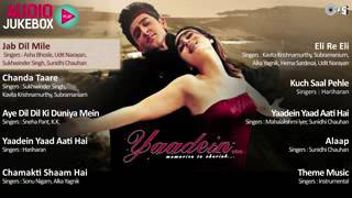 Heart touching songs of movie yaadein😘