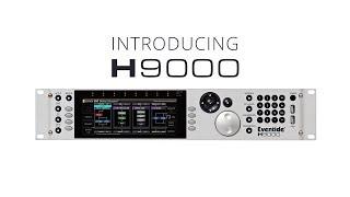 Introducing the Eventide H9000 Harmonizer
