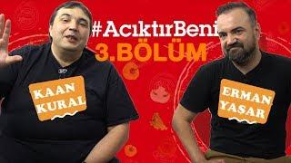 Erman Yaşar & Kaan Kural #3 - Yemeksepeti'nden #AcıktırBeni