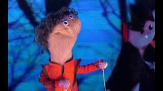 Michael Jackson - Thriller (Sock Puppet Parody)