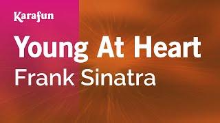 Karaoke Young At Heart - Frank Sinatra *
