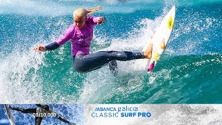 Electrifying Action on Day 2, ABANCA Galicia Classic Surf Pro Highlights
