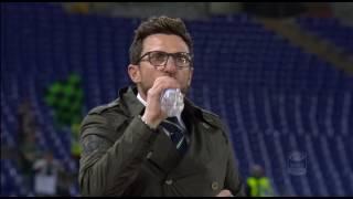 Il gol di Defrel - Roma - Sassuolo - 3-1 - Giornata 29 - Serie A TIM 2016/17