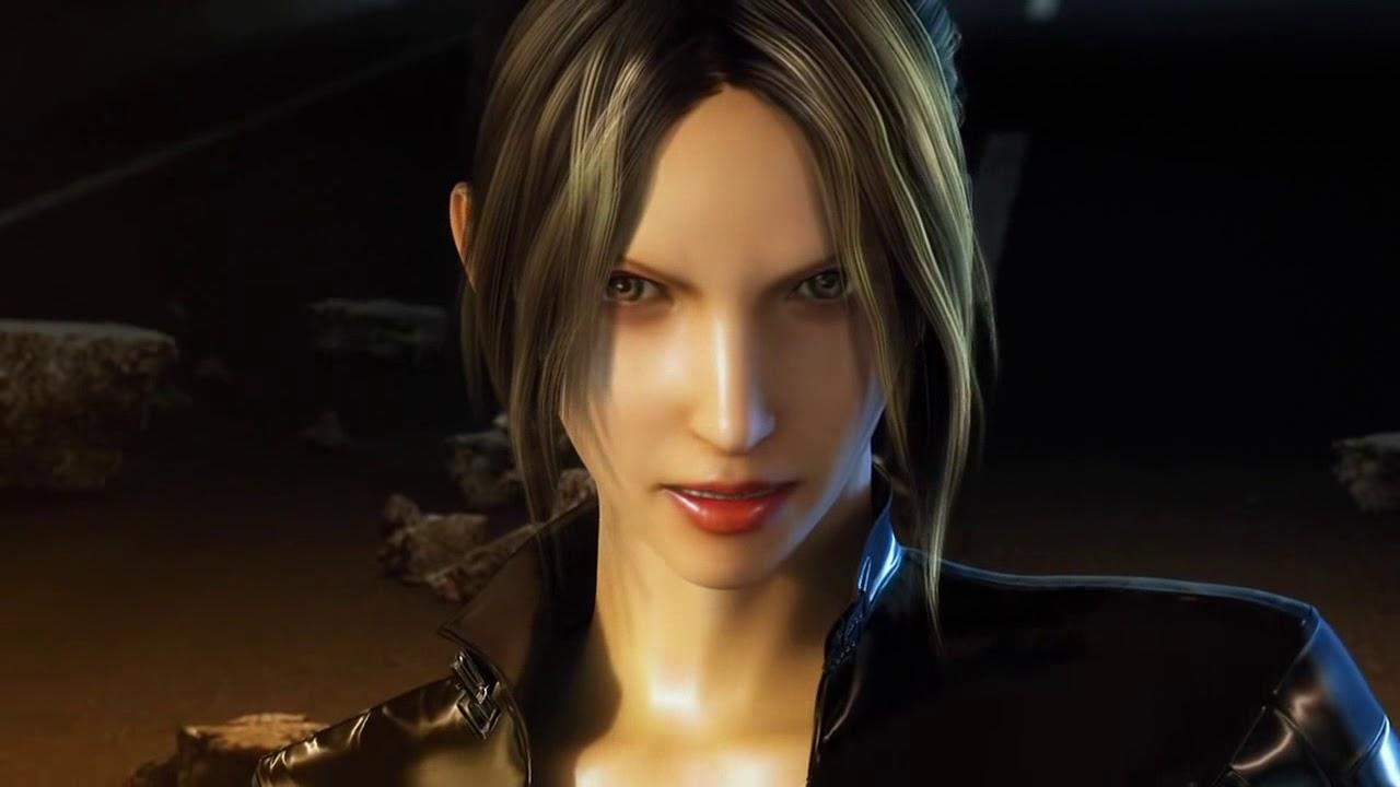 Tekken Blood Vengeance Nina Vs Anna Fight Youtube