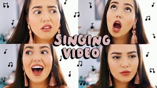 Singing Video - Bloopers