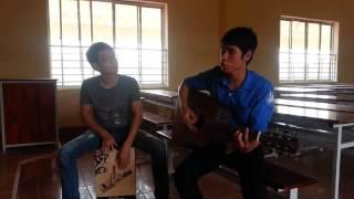 Về nghe gió kể - Guitar cover - Hạnh Aqua