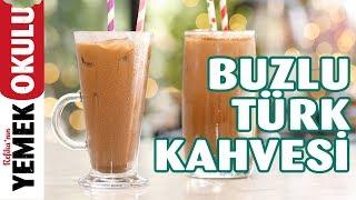 Buzlu Soğuk Türk Kahvesi Olur mu? | Buzlu ve Sütlü Soğuk Kahve Tarifi