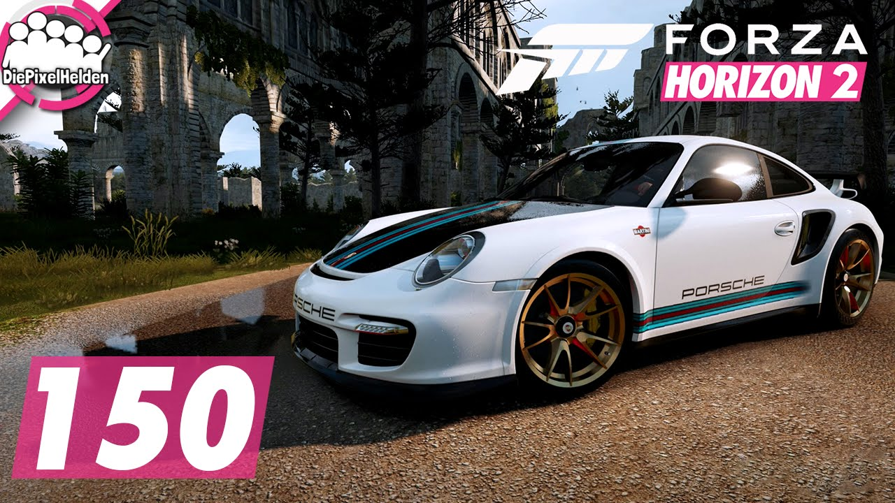 forza horizon 2 150 ausfahrt mit dem porsche 911 gt2 rs let 39 s play f. Black Bedroom Furniture Sets. Home Design Ideas