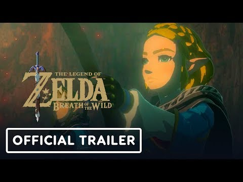 legend of zelda breath of the wild 2 - trailer from YouTube · Duration:  1 minutes 54 seconds