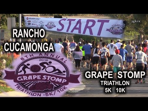 Rancho Cucamonga Grape Stomp 2016