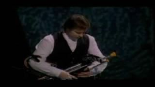 COINNEADH CU CHULIANN - Uilleann pipe solo - LORD OF THE DANCE: THE NEW SHOW