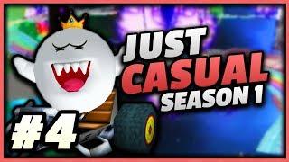 JUST CASUAL Mario Kart Wii Custom Tracks - Road to 9999 VR - [Season 1, Episode 4]