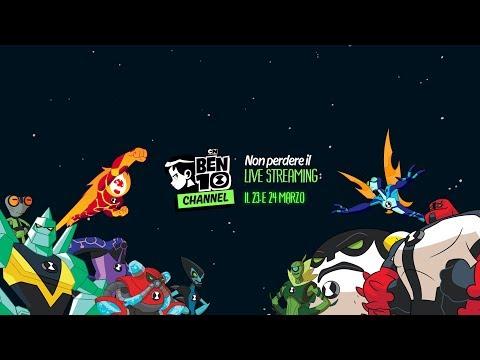 Ben 10 Channel | Live su Cartoon Network Italia
