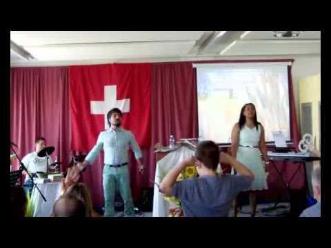 I.P. Shalom Zurique - 1ª Parte 27 de Julho 2013