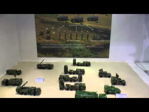 SOFEX 2014 China Aerospace Long-March International Air Defence Systems