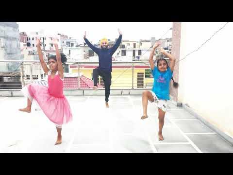 Bhangra on 'Ki Banu Duniya Da' - Gurdas Maan feat. Diljit Dosanjh by Punjabi VirsaBhangraAcademy