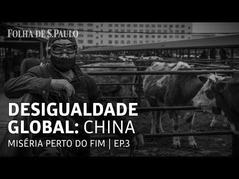 Desigualdade Global: China
