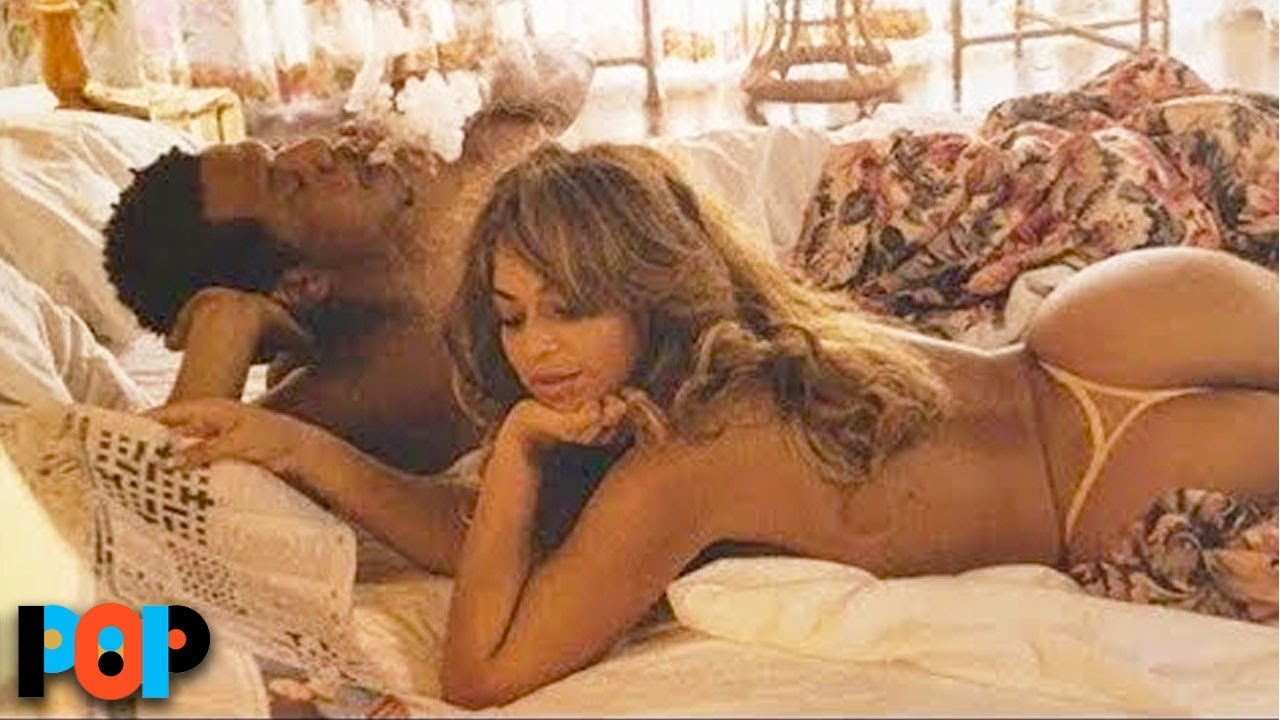 Beyonce And Jay Z Pose Nude In Steamy Tour Photos