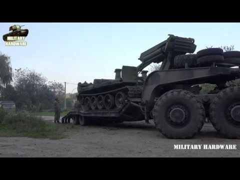 Major Striking tank loading