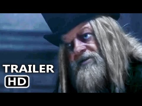 A CHRISTMAS CAROL Official Trailer (2019) Andy Serkis, Tom Hardy TV Series HD - YouTube