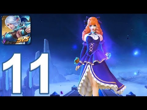 Mobile Legends: Bang Bang - Gameplay Walkthrough Part 11 - New Update 2.0 (iOS, Android)