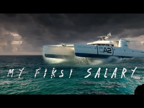 My Entire Yacht Crew Career | First Salary
