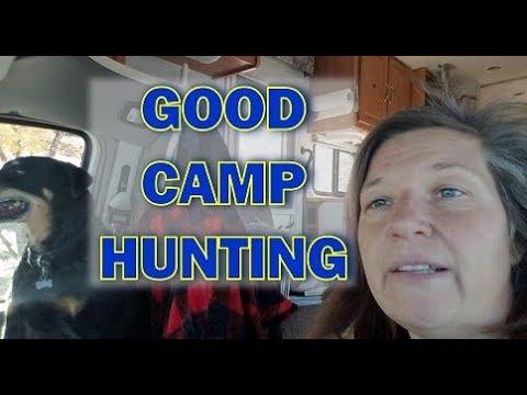How I  Found A Killer, Free RV Camping Spot In Santa Fe New Mexico