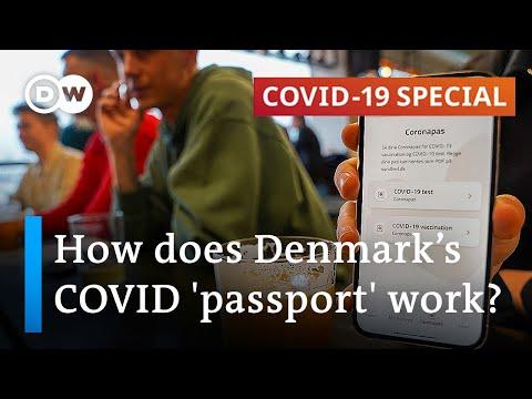 Is Denmark's coronavirus 'passport' a prototype for European travel? | COVID-19 Special