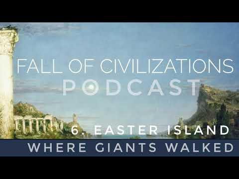6. Easter Island - Where Giants Walked