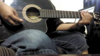 Ghost - Cirice ( Acoustic Guitar version by M. Santos )