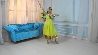 Он-лайн урок по танцам Болливуд - Начоре, от ZDStudio