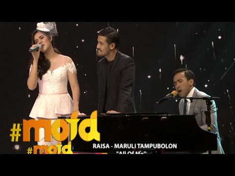 Duet Keren Raisa & Maruli 'All Of Me' [MOTD] [15 Feb 2016]