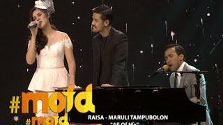 Duet Keren Raisa & Maruli 'All Of Me' [MOTD] [15 Feb 2016]