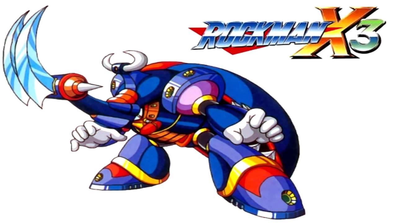 Mega Man X3 - Gravity Beetle Stage (Sega Genesis Remix) [2] - YouTube