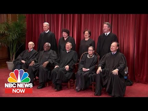 Do Supreme Court Justices Always Vote In Line With The President That Nominated Them? | NBC News Now