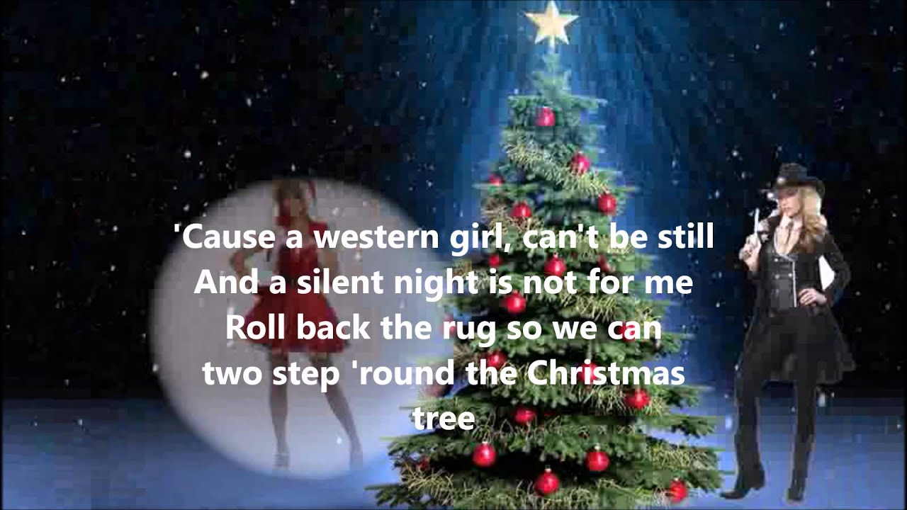 Suzy Bogguss Two Steppin' 'Round The Christmas Tree With