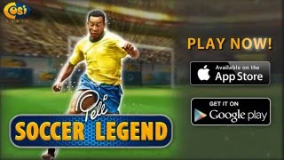 Pele: Soccer Legend is LIVE on iOS & Google Play by Cosi Games