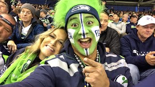 Fan Reaction: Seahawks vs Rams pt 2 (NorbCam Reacts)
