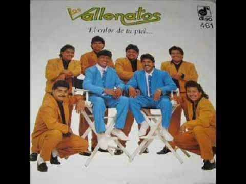 Los Vallenatos De La Cumbia - A Las Tres (1992)
