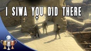Sniper Elite 3 - I Siwa you did there - Make officer