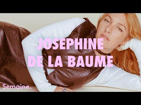 About Josephine de La Baume