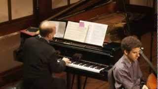 Inside Chamber Music with Bruce Adolphe - Beethoven Trio in C minor, No. 3, Op. 9,