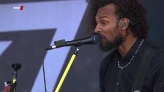 Emil Bulls - Live at Highfield 2016 [Pro-Shot]