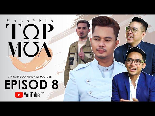 Malaysia Top Mua Episode 8 | Paes Ageng