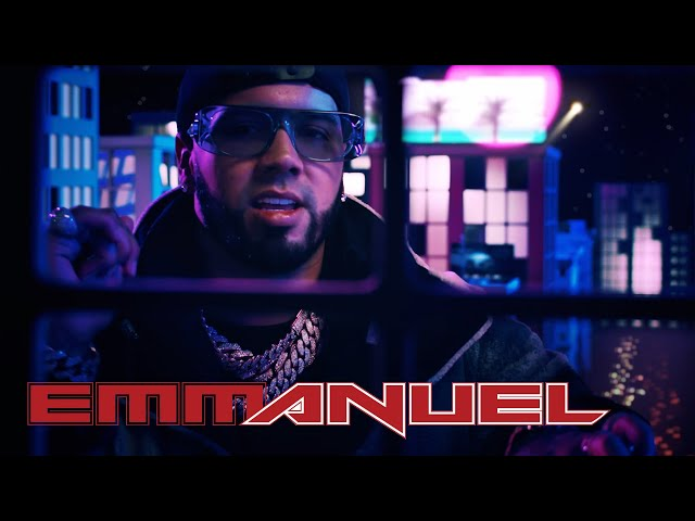 Anuel AA , Bad Bunny - Hasta Que Dios Diga ( Video Oficial )