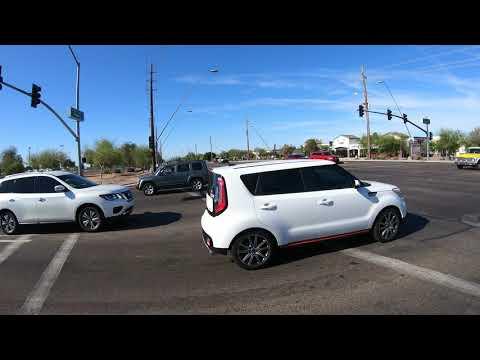 Red Mountain High School, 7301 E Brown Rd, Mesa, Arizona to Michelin Complete Auto Service GX010115