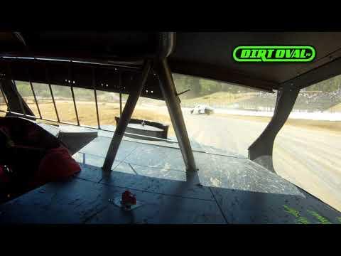 Matthew Drager Heat Race 6 23 19 Coos Bay Speedway