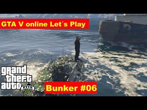 GTA 5 online Bunker Lets Play #06   Offshore Vermögen