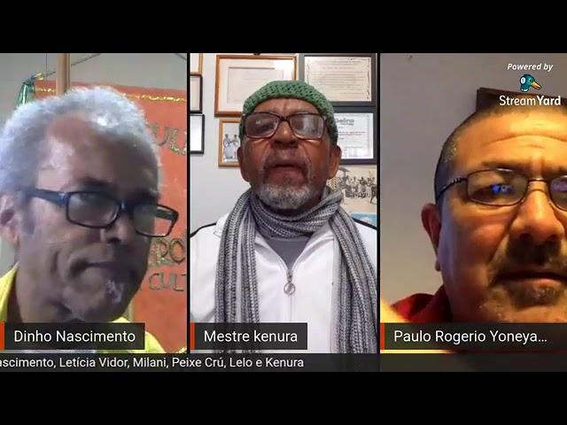 Coletivo Capoeiragem – São Paulo – MALUNGOS - Portal Capoeira