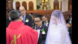 Nap And Jen Calum Wedding